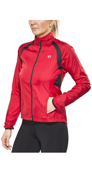 PEARL iZUMi ELITE Barrier Jacket Women crimson